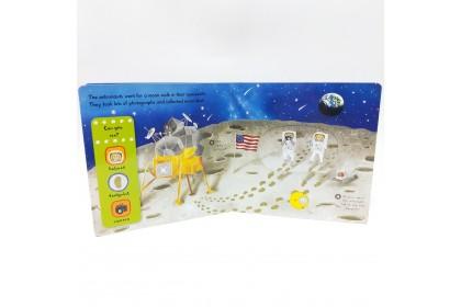 Moon Landing (Campbell First Explorers Series)