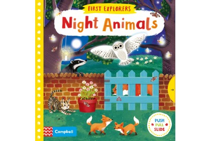 Night Animals (Campbell First Explorers Series)