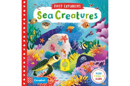 Sea Creatures (Campbell First Explorers Series)