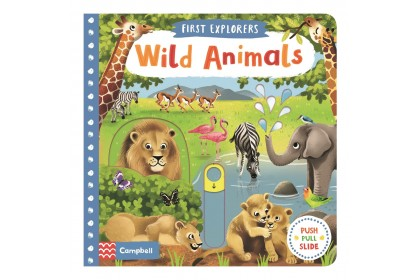 Wild Animals (Campbell First Explorers Series)