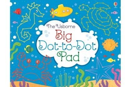 Usborne Big Dot-to-Dot Pad