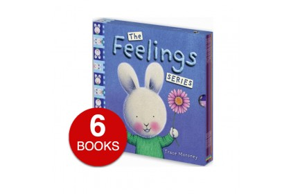 The Feelings Collection by Trace Moroney (6 books)