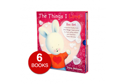 The Things I Love Collection by Trace Moroney (6 books)