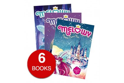 Melowy Collection (6 books)