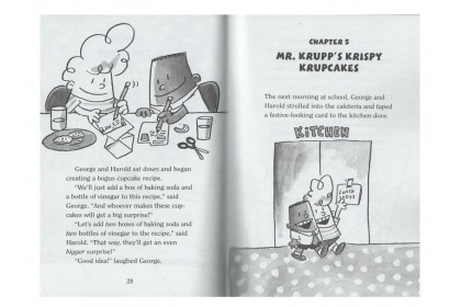The Gigantic Collection of Captain Underpants (12 books) (DISPLAY COPY)