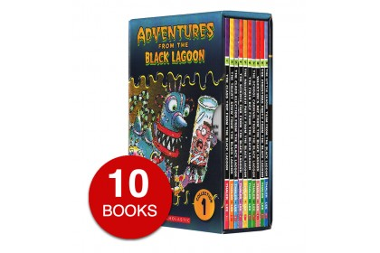 Black Lagoon Collection (10 books)