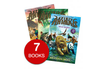 Spirit Animals Collection (7 books)