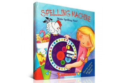 Spelling Machine Book
