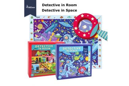 Detective / Secret Puzzle