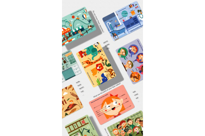 Cognitive Cards