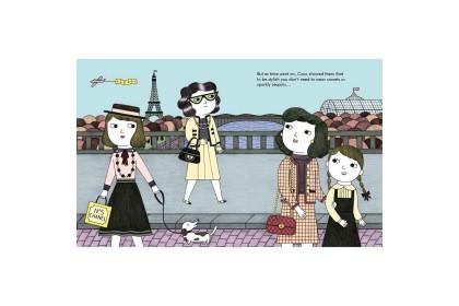 Coco Chanel (Little People, Big Dreams Series)