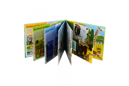 Animals of the World (A Lift-the-Flap Book)