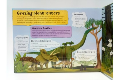 Dinosaurs (A Lift-the-Flap Book)