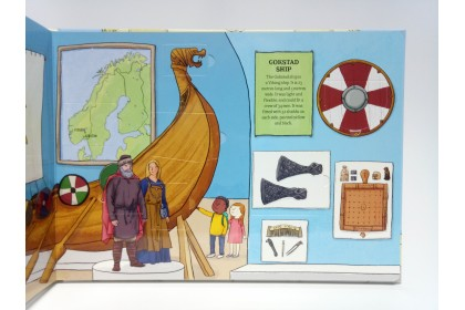 The History Museum (A Lift-the-Flap Book)