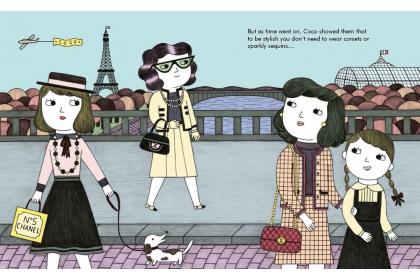 Women in Art (3 books) (Little People, Big Dreams Series)