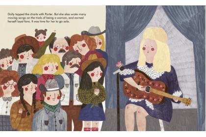 Music Stars (3 books) (Little People, Big Dreams Series)