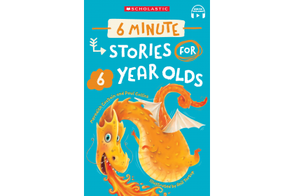 6 Minute Stories for 6 Years Old