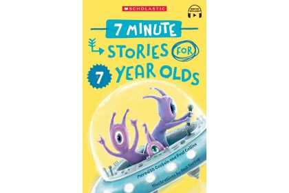 7 Minute Stories for 7 Years Old