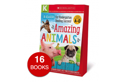 Amazing Animal Readers (16 books)