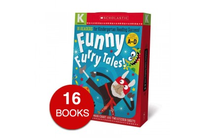 Funny Furry Tales (16 books)