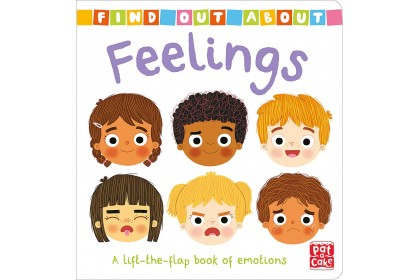 Find Out About: Feelings (Pat-A-Cake series)