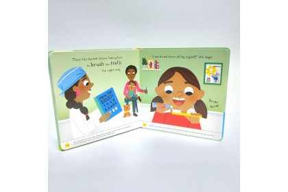 We're Going To The Dentist (Campbell Big Steps Series)