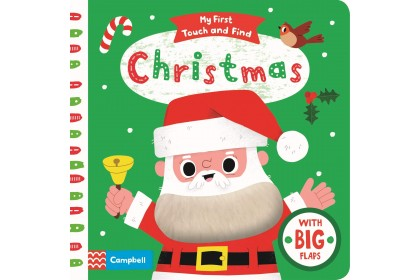 Christmas (Campbell My First Touch and Find Series)