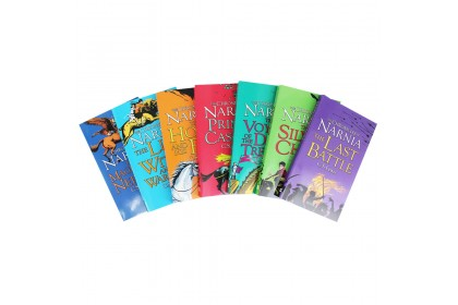 The Chronicles of Narnia Collection by C.S. Lewis (7 Books)