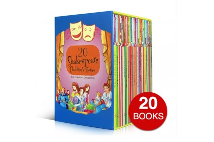 Shakespeare Children Stories The Complete Collection (20 books)