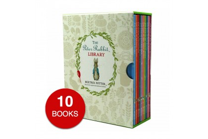 The Peter Rabbit Library (10 books)