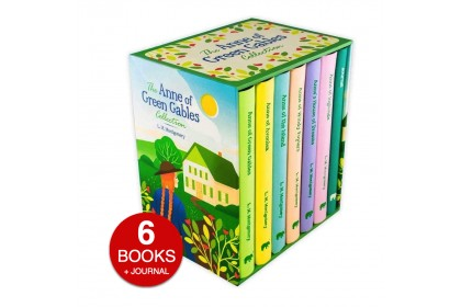 The Anne of Green Gables Collection (7 Books)