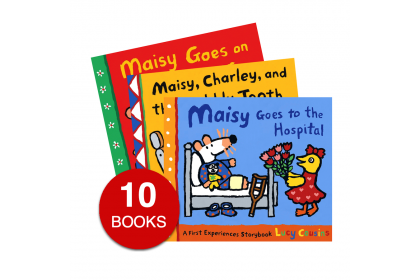 Maisy Collection (10 books)