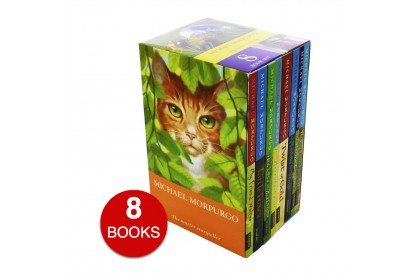 Michael Morpurgo Collection (Set 2) (8 books)