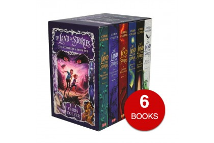 The Land Of Stories Collection (6 books)