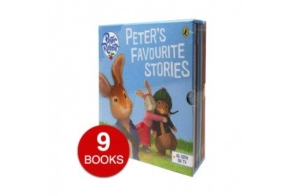 Peter Rabbit Favourite Stories Collection (9 books)