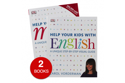Help Your Kids with Maths and English (2 books)