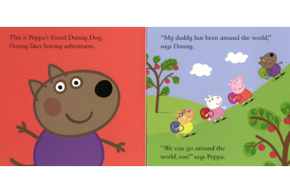 Peppa Pig Family and Friends Collection (12 books)