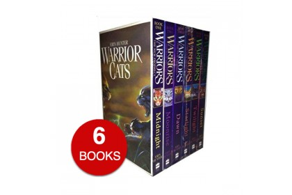 Warrior Cats Collection Series 2 (6 Books)