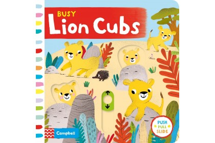 Busy Lion Cubs (Campbell Busy Book Series)