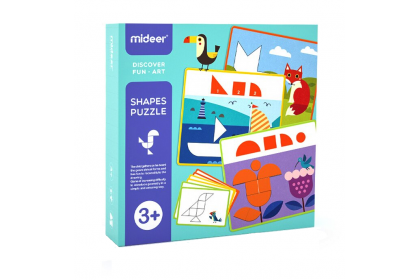 Mideer Shapes Puzzle