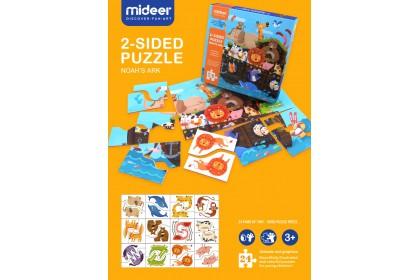Mideer 2-sided Noah's Ark Puzzle