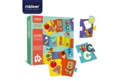 Mideer Alphabet Floor Puzzle