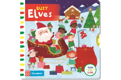 Busy Elves (Campbell Busy Book Series)
