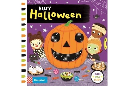 Busy Halloween (Campbell Busy Book Series)