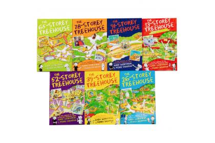 13 Storey Treehouse (Single books)