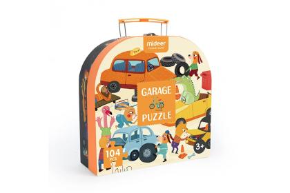 Mideer Garage Puzzle