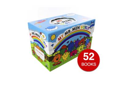 My Mr. Men World Collection (52 books)