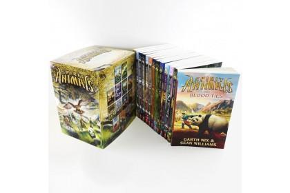 Spirit Animals Collection (13 books)