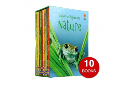 Usborne Beginners Nature Collection (10 books)