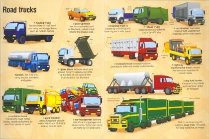Usborne Big Book of Big Trucks